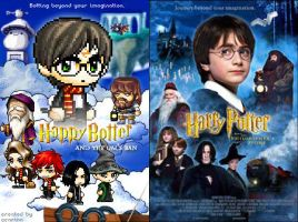 Harry Potter Maple Story style by ocarina-CD