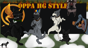 Oppa HG style by North-Front