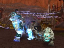 Spectral Tiger by AhnnaMarie
