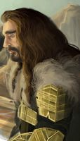 The Fate of A Prince (WIP)-Thorin by kallielef