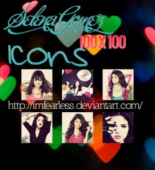 Selena Gomez Icon by Imfearless