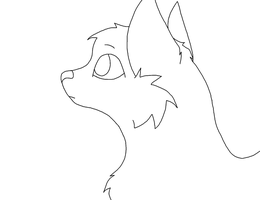 Winking Wolf Animation by AllTrenchDisco