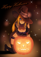 Happy Halloween by RikaCrash