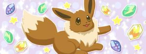 Eevee banner by scilk