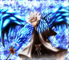 Toshiro by Honeysucle10