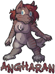 Commission - Angharan Badge by jekkal