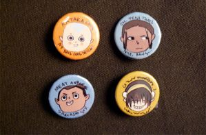 Avatar Buttons by crowry