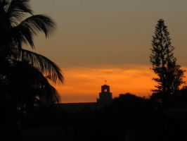 sunset on the ritz by dreadedhippie