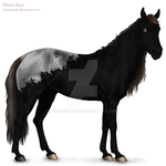 Feedlot Horse 004 Adopt by Amorette22