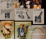 How To Make Your Own HIGHTECH BackPack by TMNTFAN85