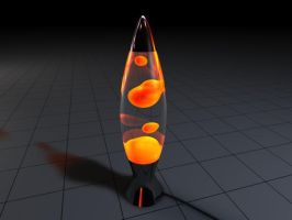 Lava Lamp Animated by Jammurch