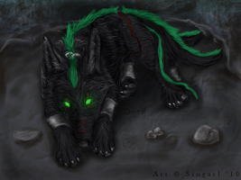 Abandoned by Singarl