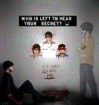 Who is Left to Hear Your Secret? (SPOILER ALERT) by TheRedDeathBringer