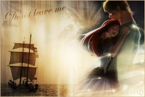 DONT LEAVE ME ALONE by DubleD