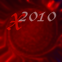 X2010 logo :contest entry: by TornadoZX17