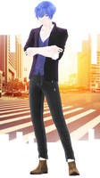 TDA City Boy Kaito [DOWNLOAD] by NEPHNASHINE-P