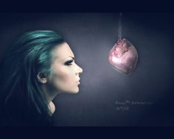 Your Heart Hanged In The Chain by cherryx94