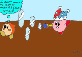 Mirror Kirby by ActionStar00 Mirror Kirby