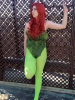 Poison Ivy Cosplay by conartscosplay