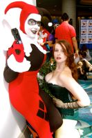 Smexy Fine Harley and Ivy by SilverTallest