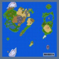 Mobius the RPG world by Kanmeros78