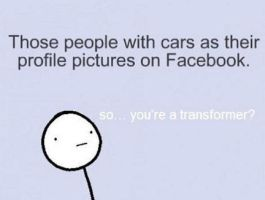 .: You're a Transformer? :. by NerinSerene