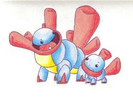 Fakemon by Happytreefriends7I