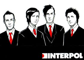 Interpol pic by Argythesorrow