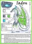 Iadon character-sheet by The-White-Dragon-97