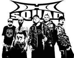 Hablando en Plata Squad II by artwarriors