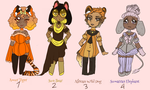 [OPEN] MEW ADOPTS #3...? OR 4 i'm not really sure? by sanchoyo