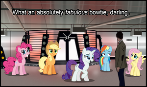 The Ponies are supreme by DrLonePony