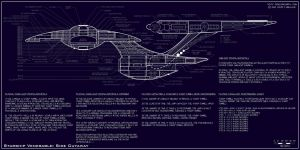 Venerable Class Explorer - Cutaway View by dcmstarships