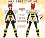 Mila's Halloween 2015 costume by Dark-sensei