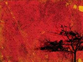 Grunge Tree - 5 by aaron4evr