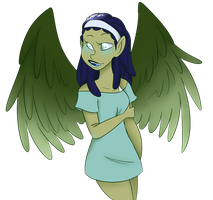 Wings by SpaceyJessi