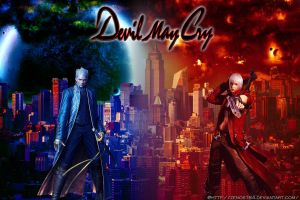 Devil may Cry Wallpaper by Zenos184