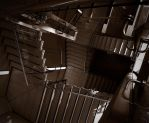stair well by awjay