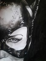 Catwoman by MissMandyMotionless