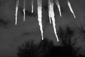 Icicles by Alluringraphy