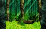 Forest Environment Concept by saraneth672
