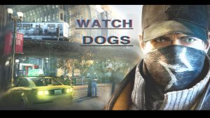 Watch Dogs Poster by PureDeluxe