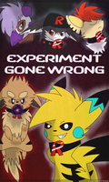 Ray- Experiment Gone Wrong cover by Thiefing