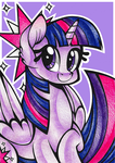Twilight Sparkle by xXKawaii-ChiXx