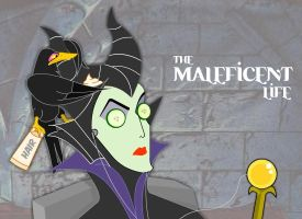 the maleficent life. :D by malinamnam