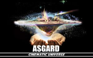 Asgard Cinematic Universe by Siphen0