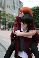 Young Sarumi Shoot - XXVIII by the-xiii-hour