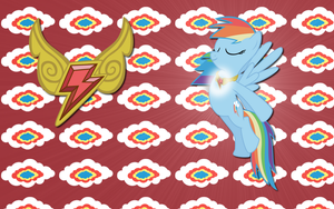 Rainbow Dash wallpaper 7 by AliceHumanSacrifice0