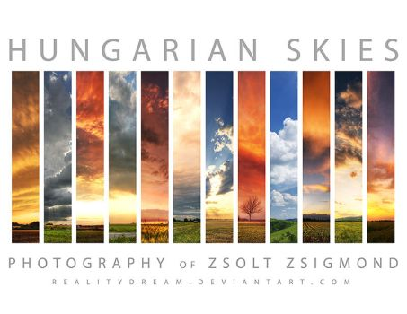 The Hungarian Skies Calendar by realityDream