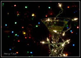 Christmas Martinis by tleach0608